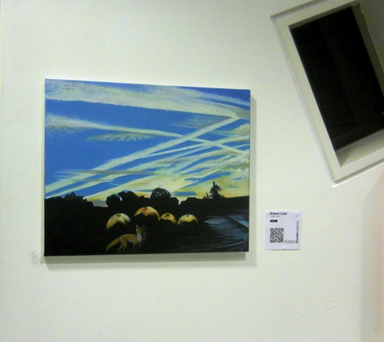 Twilight in the URBAN LIFE exhibition April 2014