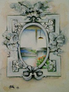 Watercolour in paper 12x16 cm 2015