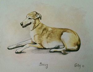 watercolour on paper             22x17 cm                2015